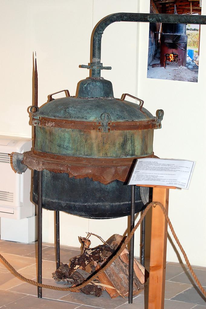 the museum in Vasa village