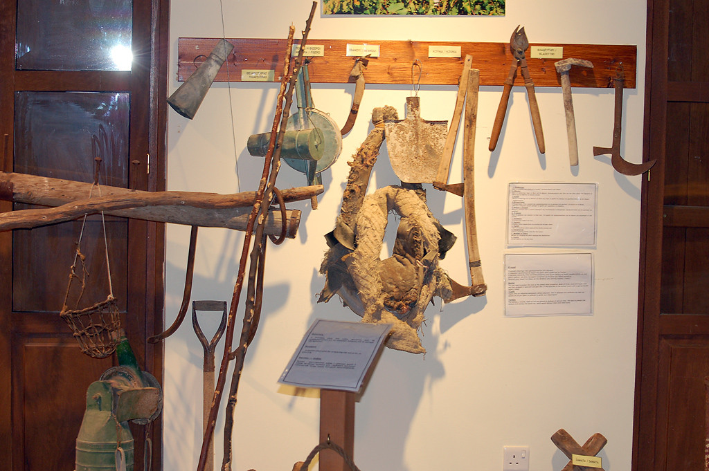 Музей в деревне Васа