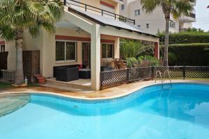 Villa near Le Meridien hotel