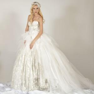 Constantina wedding dresses