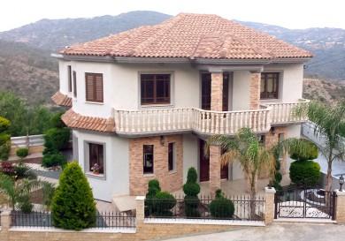 3-спальный дом в Лимассоле
