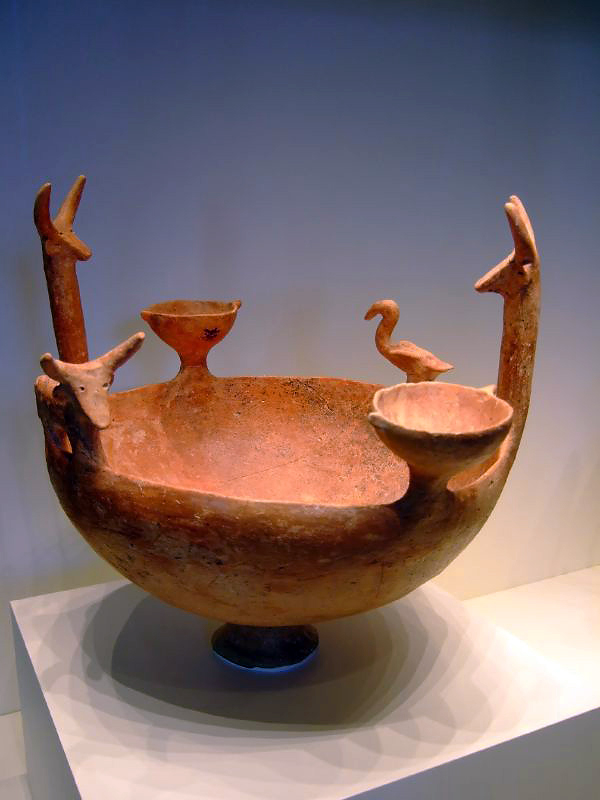 Керамика на Кипре