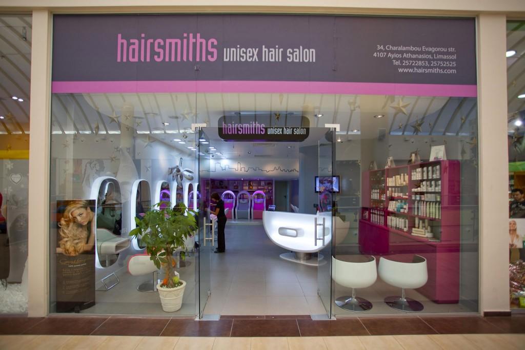 Hairsmiths Unisex hair salons