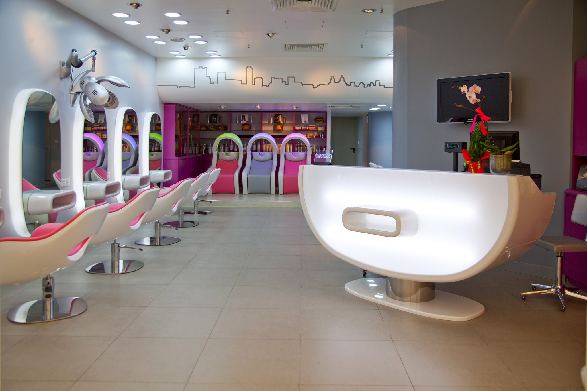 Celebrity Unisex Salon and Spa - Hyderabad Review | Indian ...