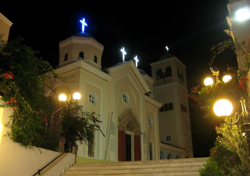 Saint Paraskevi's church