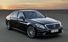 Mercedes Benz S class AMG