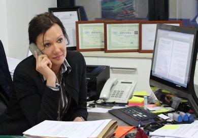 Юрисконсульт Наталья Михаилиду