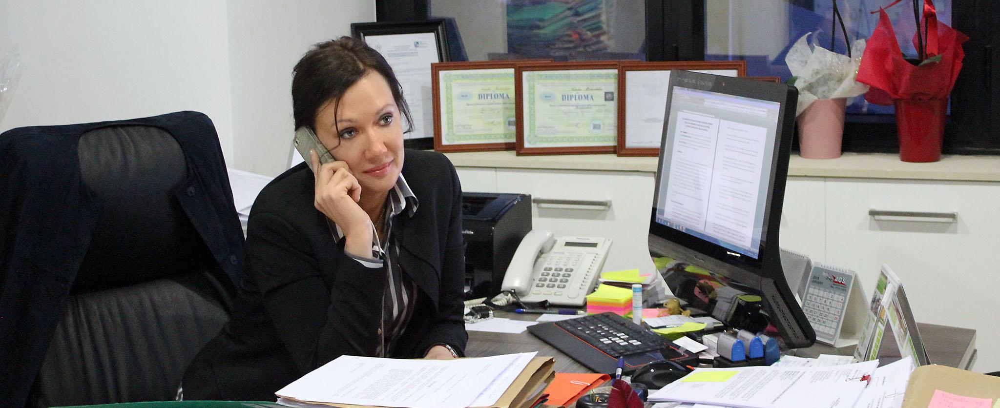Legal Advisor Natalia Michailidou