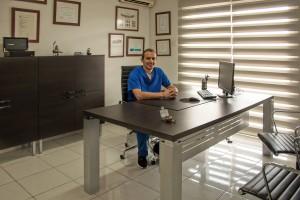 Владелец стоматологической клиники Smile Art доктор Иоаннис Хаджисотериу