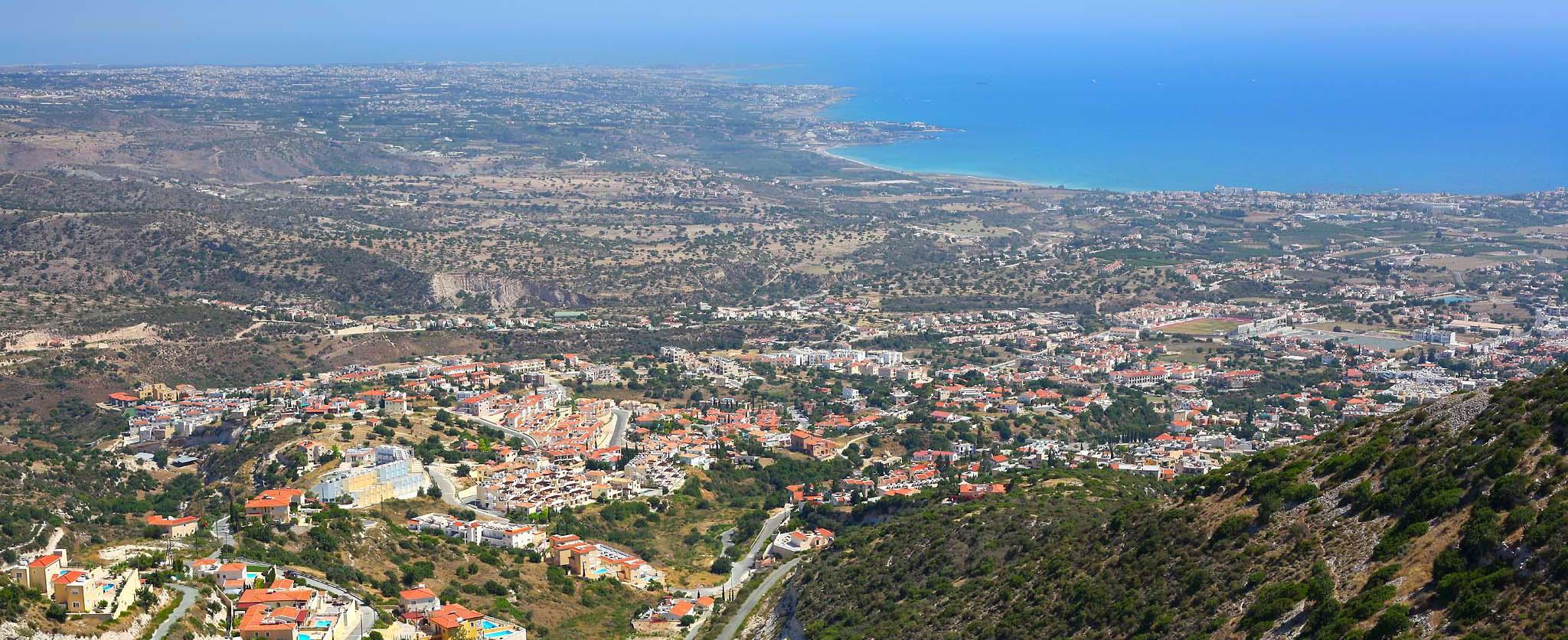География Кипра