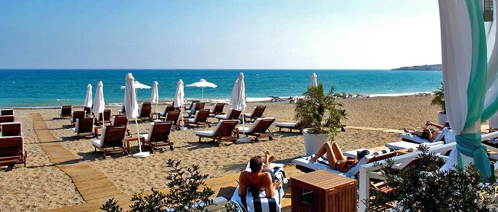 Ресторан Zias Beach Club