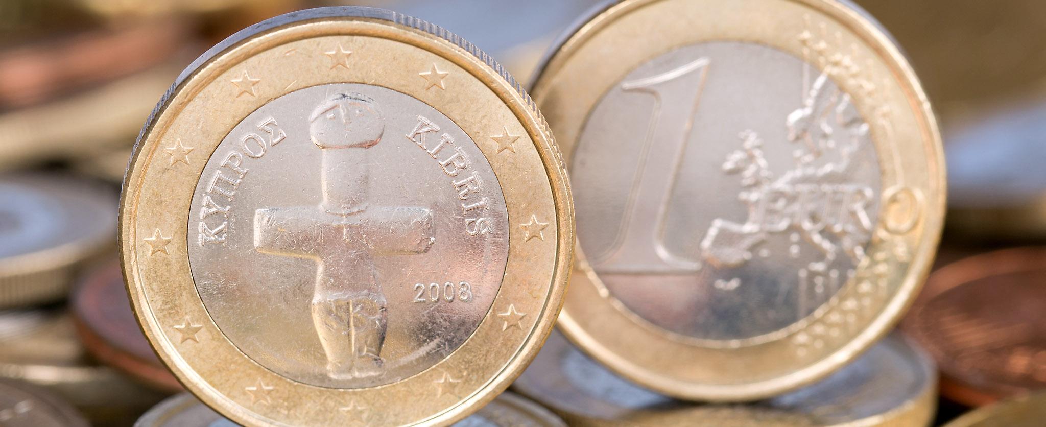Кипрские монеты