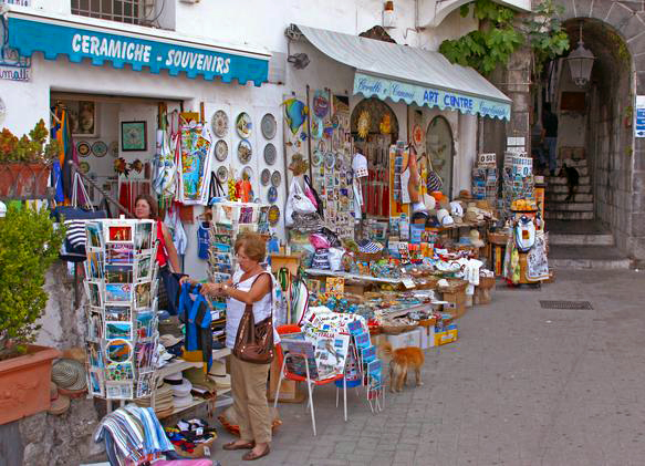 Cypriot souvenir shops