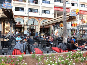 Larnaca's restaurants