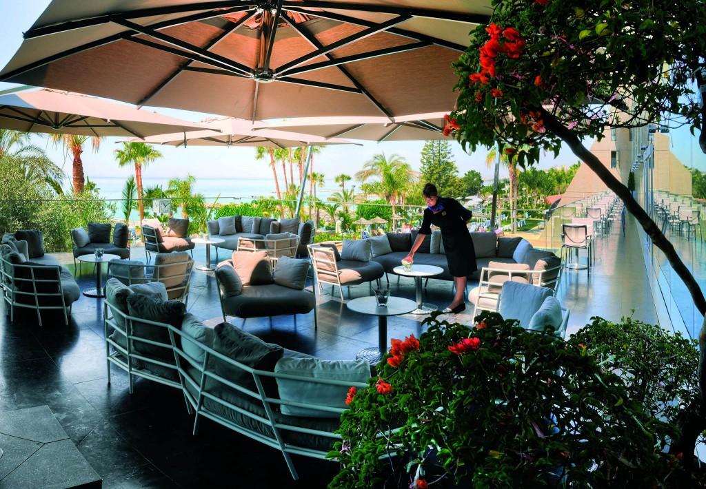 Amathus Beach Hotel - Nu-BarTerrace
