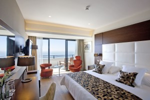 Amathus Beach Hotel - sea view deluxe rooms