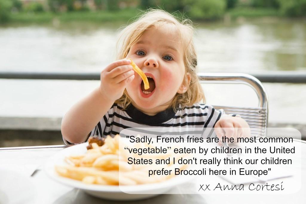 Клинический диетолог Анна Кортези - детское ожирение