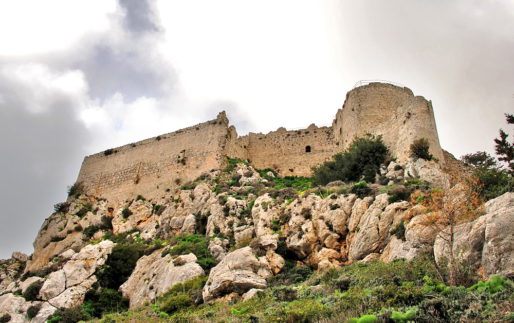 The Kantara Castle