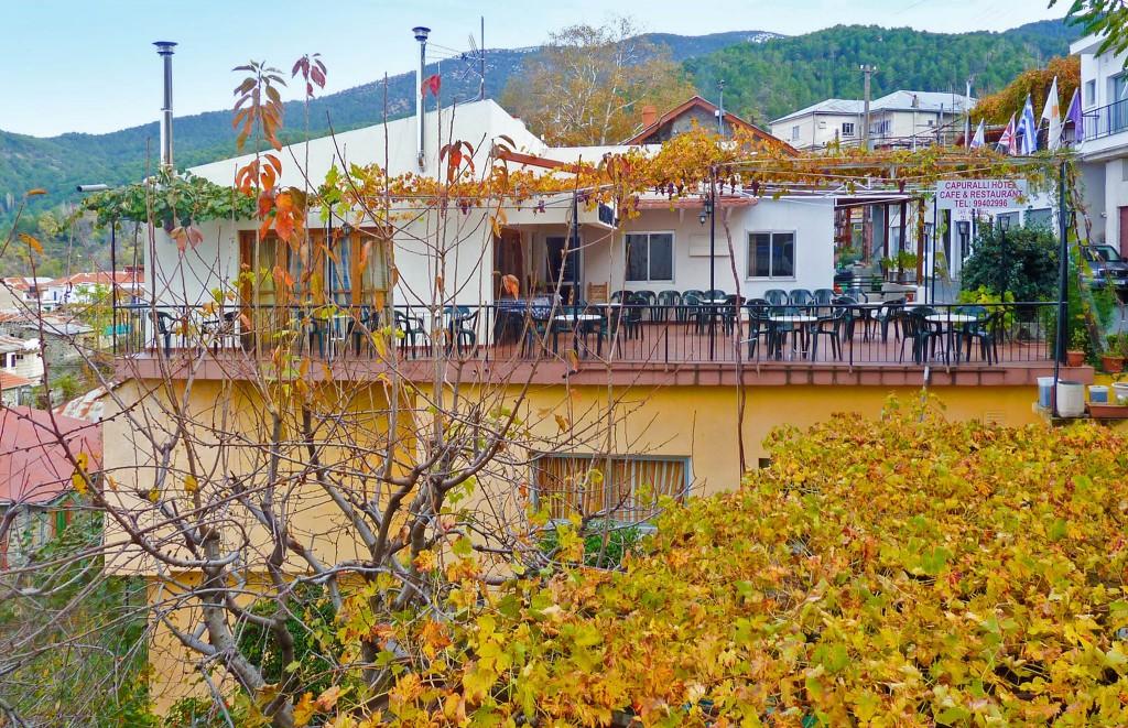 Отель Capuralli