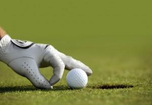 the golf course in Tsada