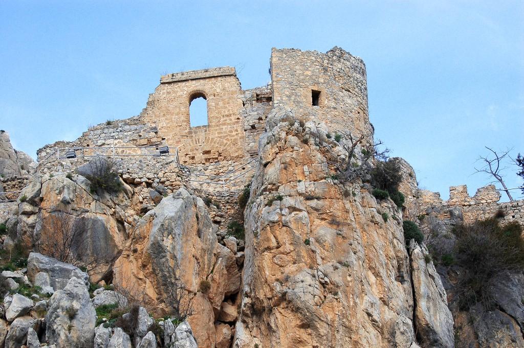 The Saint Hilarion Castle