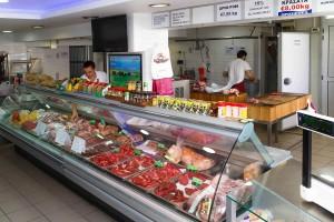 Мясной магазин Kolios