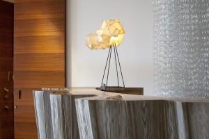 Londa Hotel - lobby reception