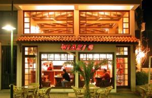 Северный Кипр - ресторан Niazis