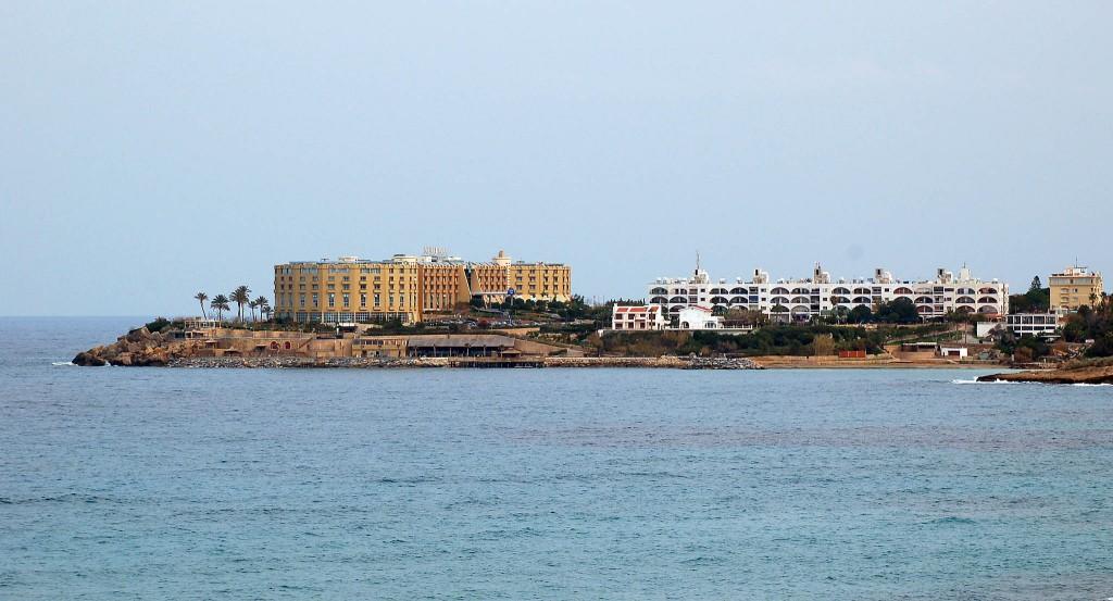 Отель-казино на Северном Кипре
