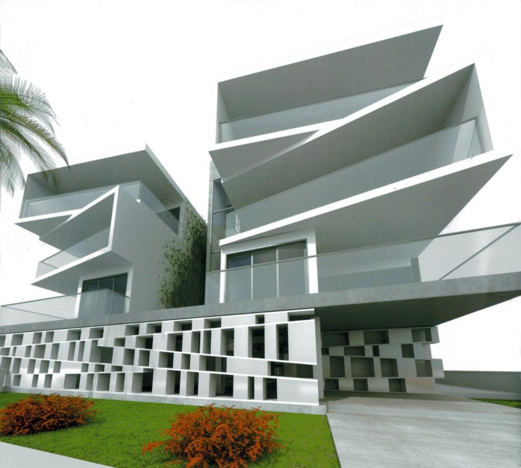 Euro 2,300,000 Building In Nicosia