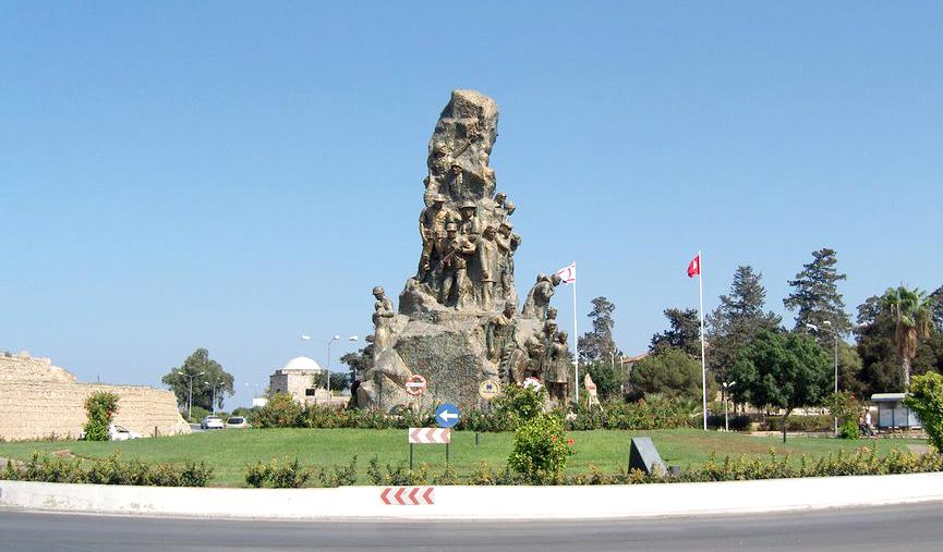 Мемориал, посвященный войне