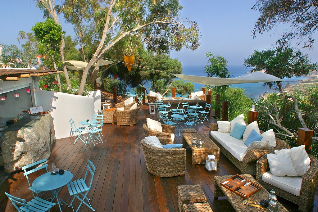Grecian Park Hotel - Cliff Bar