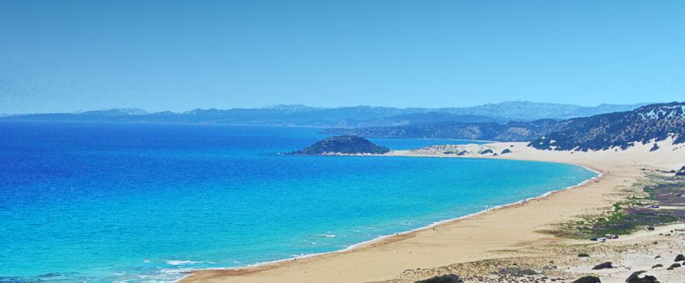 Северный Кипр - Golden beach