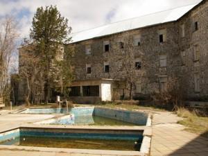 Заброшенный отель Беренария