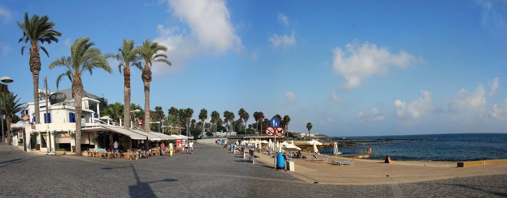Пафос. Старый порт