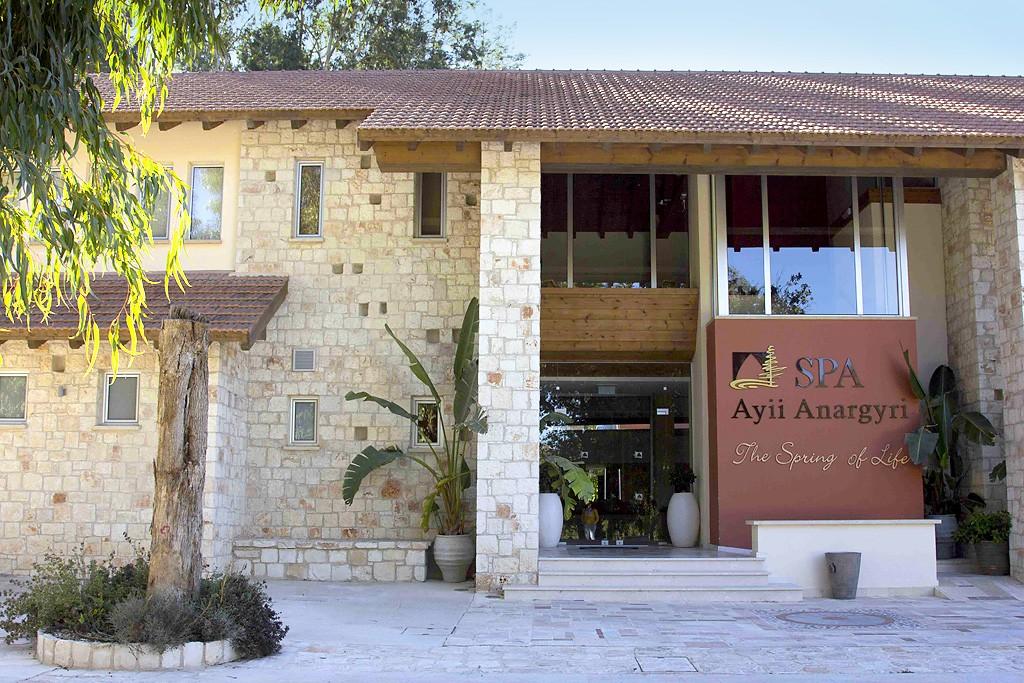 Спа-центр отеля Ayii Anargyri