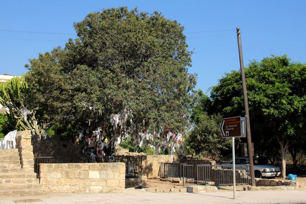 Пещера святой Соломонии