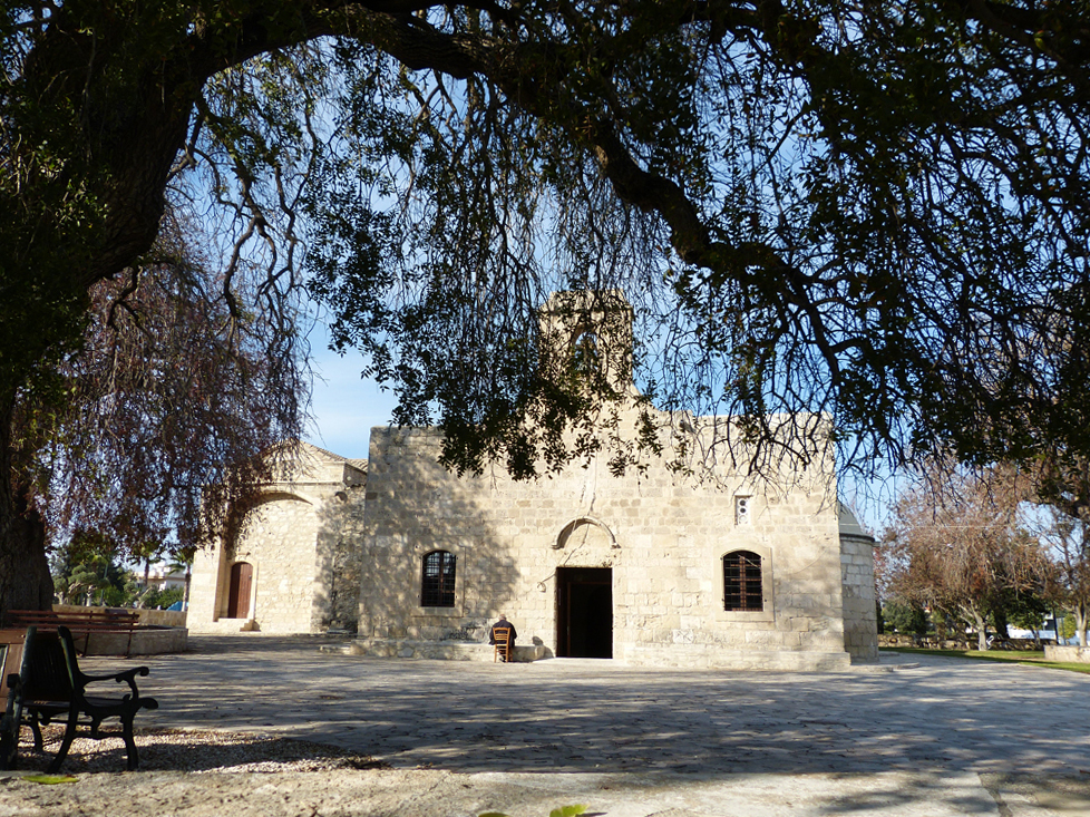 The church of the Most Holy Mother of God Angeloktistos