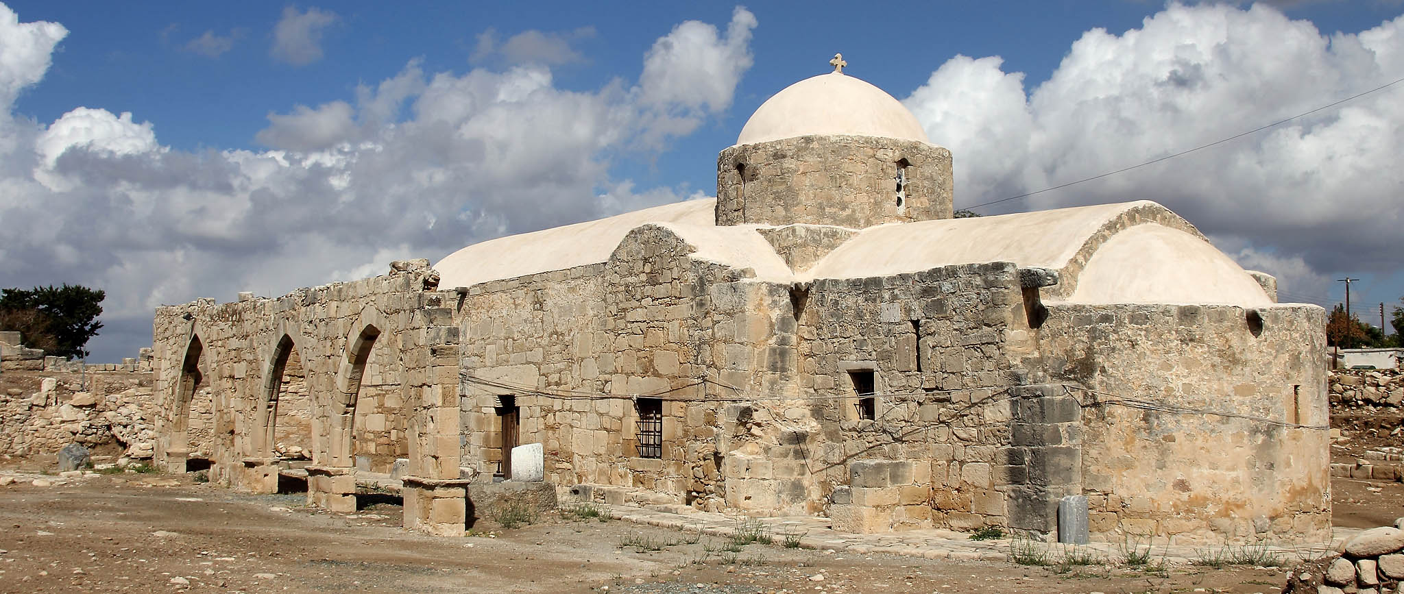 Храм Панагии Католики