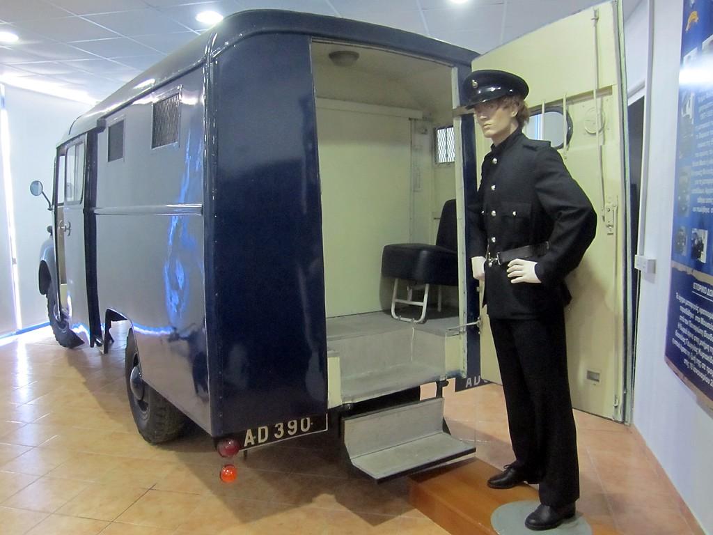 Музей полиции в Никосии