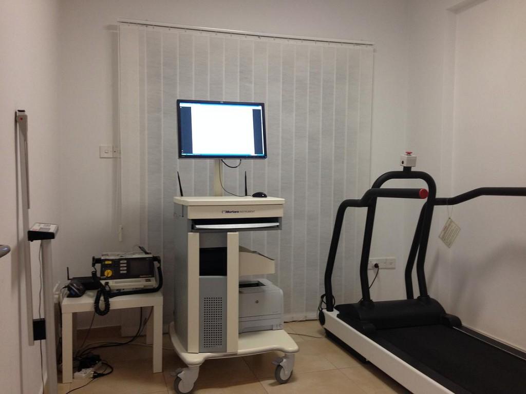 Кардиологическая клиника Dr. Marios Lemoniatis