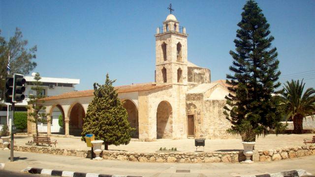 Храм Агиос Андроникос