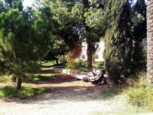 Мавровуни. Монастырь Св. Георгия у Черной горы