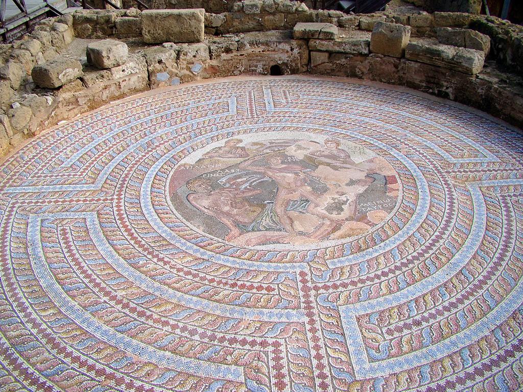 Мозайки в Пафосе