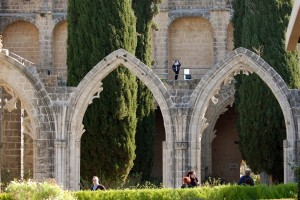 The Bellapais Abbey