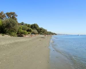 Пляж Ddasoudi