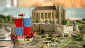 Центральной экспозиции истории Кипра «Исторический атлас»