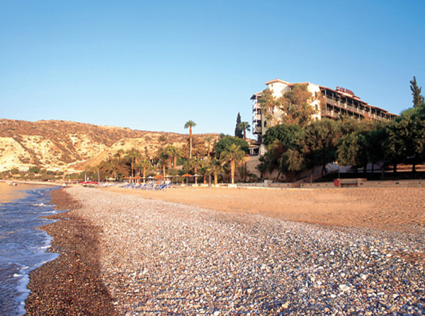 Пляж в Писсури