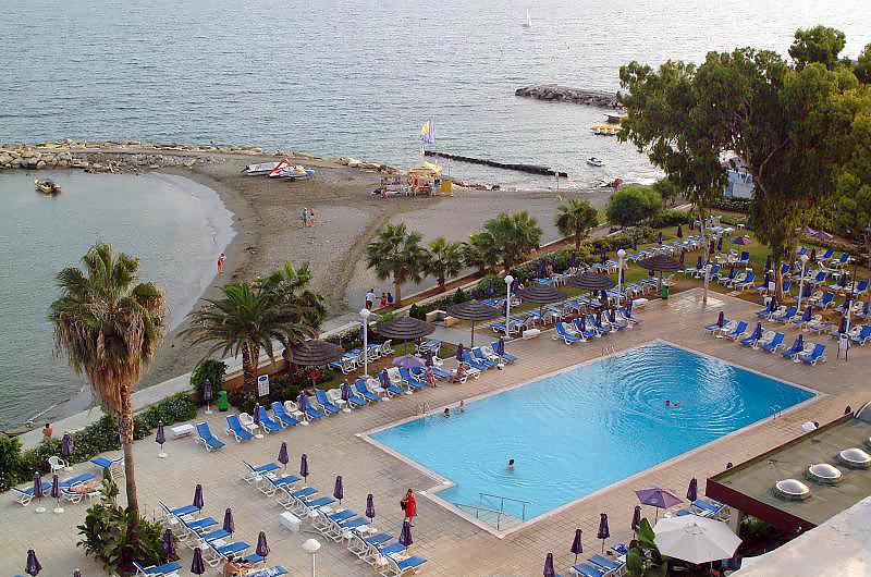 Отель Atlantica Miramare Beach