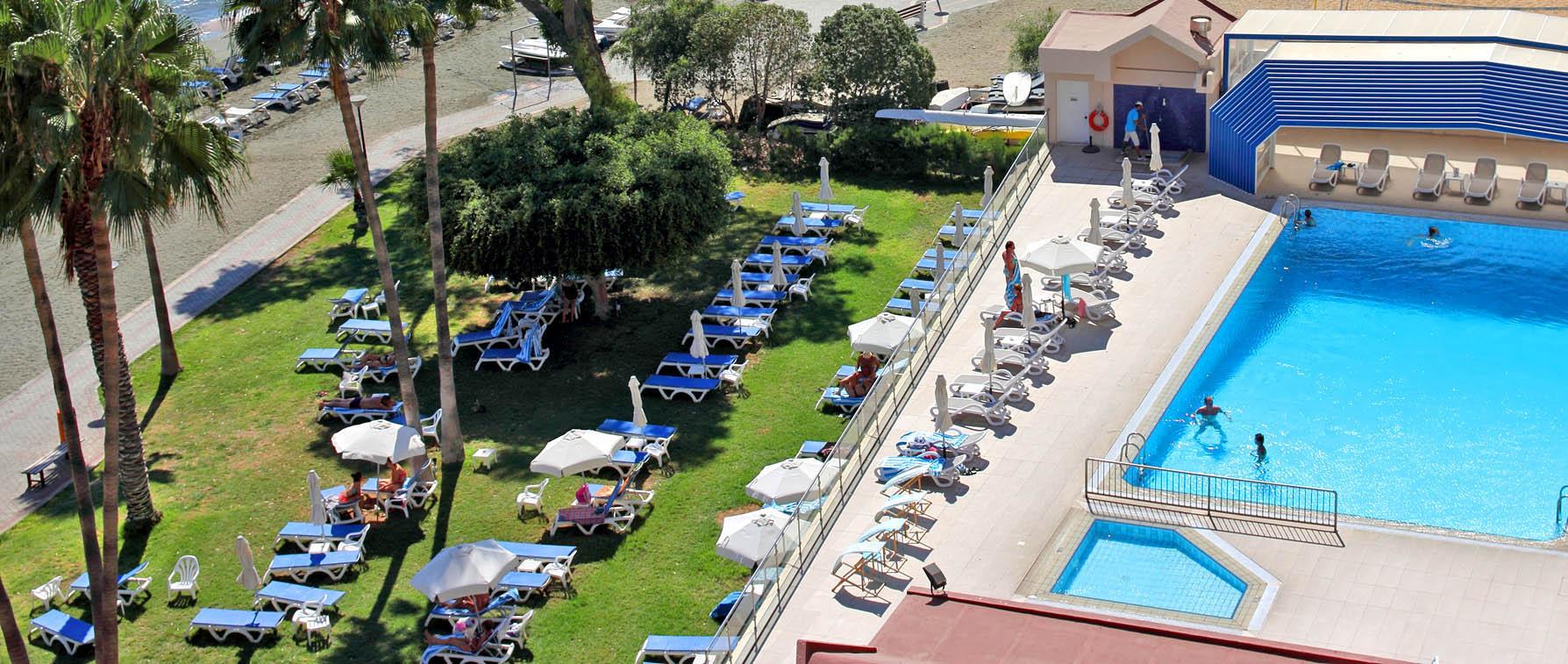Poseidonia Hotel